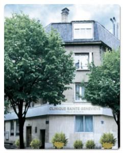 clinique sainte-geneviève