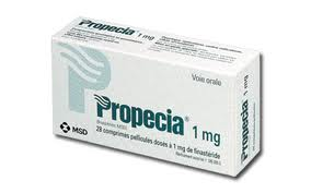 Propecia repousse front