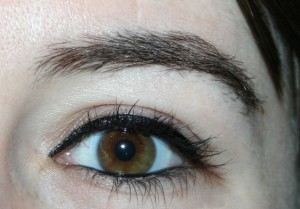 Résultat à 9 mois d'une greffe de sourcils